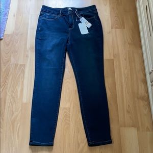 Tommy Bahama Tema High-Rise Skinny Ankle Jeans
